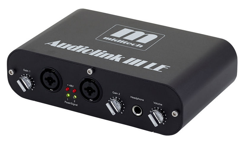 Interfata Audio Miditech Audiolink III