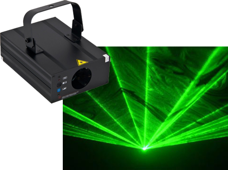 Laserworld EL-60G 60mW Green