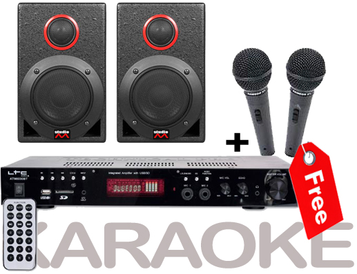 Sistem Audio Karaoke Kids 1