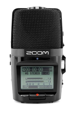 ZOOM H2N Recorder MP3/WAV Portabil
