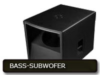 Bass-Subwofer