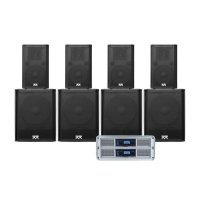 HD1812 - Sistem Audio Club QSC GXD Rack