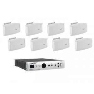 Sistem Audio Bose DS16SW Amplificator IZA90 White