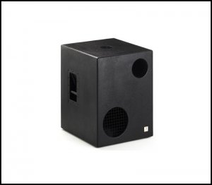 TA18-Subwoofer Activ-The Box