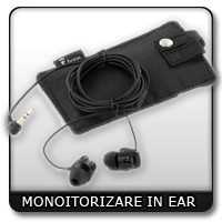 Monitorizare IN-EAR