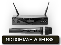 Microfoane Wireless