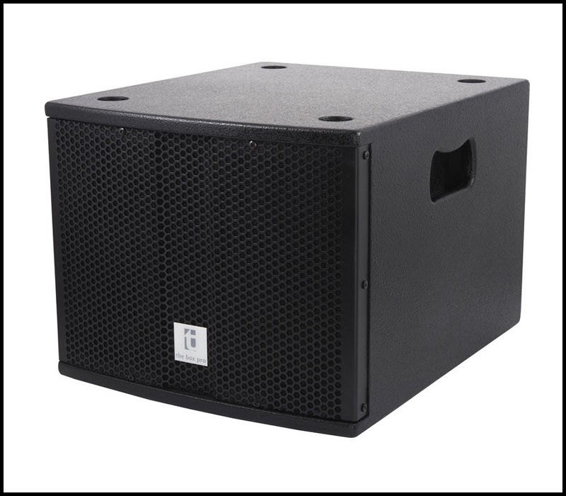 Pro Achat 108 Sub A-Subwoofer Activ-The Box