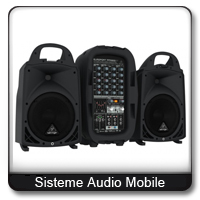 Sisteme Audio Mobile