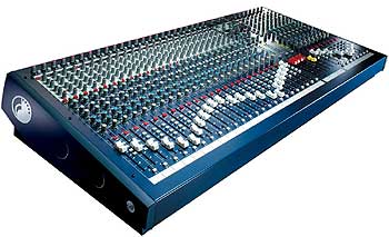 Soundcraft LX-7 24 II