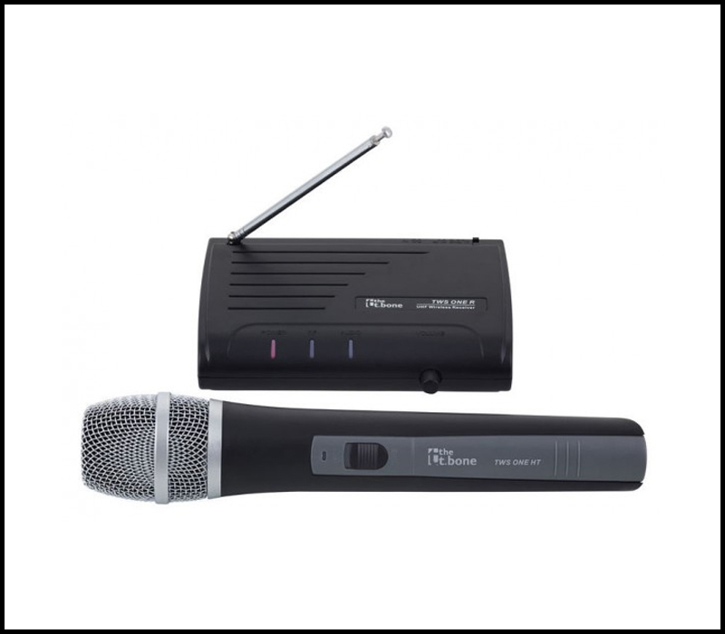 Tws One Vocal-Microfon Wireless-The T Bone